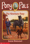 Pony Pals 28 The Newborn Pony front cover scan