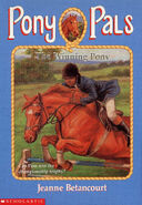 Pony Pals 21 The Winning Pony cover