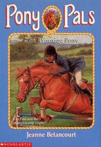 Pony Pals 21 The Winning Pony cover