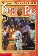 Pony Pals Super Special 6 The Last Pony Ride front cover