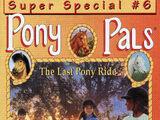 The Last Pony Ride