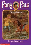 Pony Pals 20 Stolen Ponies cover