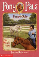 Pony Pals 30 Pony-4-Sale cover scan