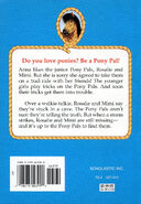Pony Pals 29 Lost and Found Pony back cover
