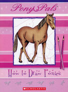 Pony Pals How to Draw Ponies cover