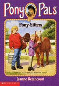 Pony Pals 14 Pony-Sitters cover