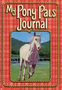 My Pony Pals Journal front cover
