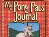 My Pony Pals Journal