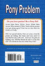 Pony Pals Super Special 5 Pony Problem back cover