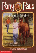 Pony Pals 3 A Pony in Trouble cover
