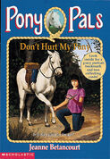 Pony Pals 10 Dont Hurt My Pony cover