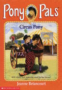 Pony Pals 11 Circus Pony cover