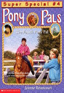 Pony Pals Super Special 4 The Fourth Pony Pal cover