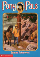 Pony Pals 29 Lost and Found Pony front cover