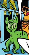 Comic issue 24 alien pony