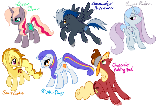 File:Founders of equestria by sakuyamon-d4l6qxl.png