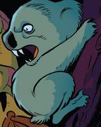 Comic issue 27 drop bear