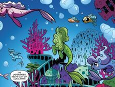 MLP IDW Issue 24 Hippocampi