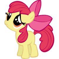 Applebloom vector