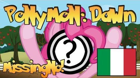 PONYMON Dawn Episodio 7.5 MissingNo!