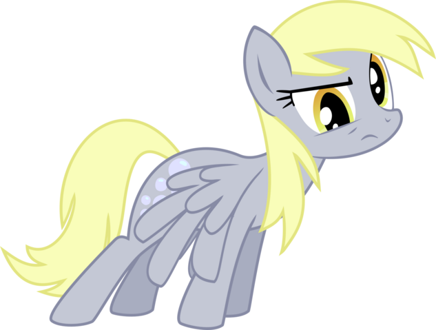 File:Derpy hooves is confused by blackgryph0n-d424h54.png
