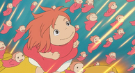 Ponyo's Sisters help her escape