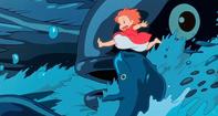 Ponyo's waves