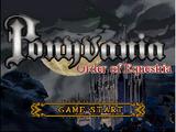 Ponyvania: Order of Equestria