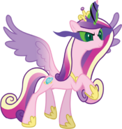 Cadance corrupted by the Sith