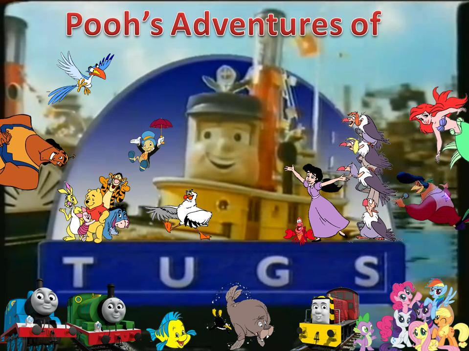 Pooh's Adventures of Tugs (TV Series) Poster