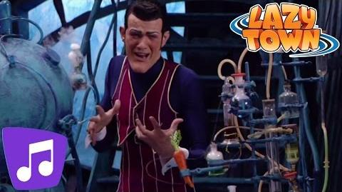 Lazy Town Master Of Disguise Music Video