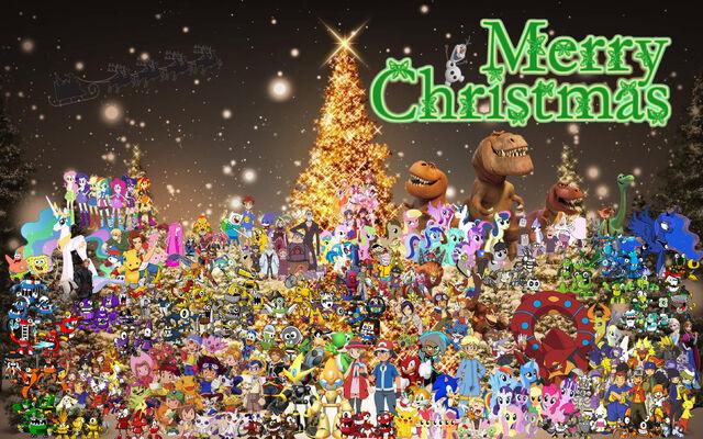 File:Merry Christmas Poster (Remake).jpg