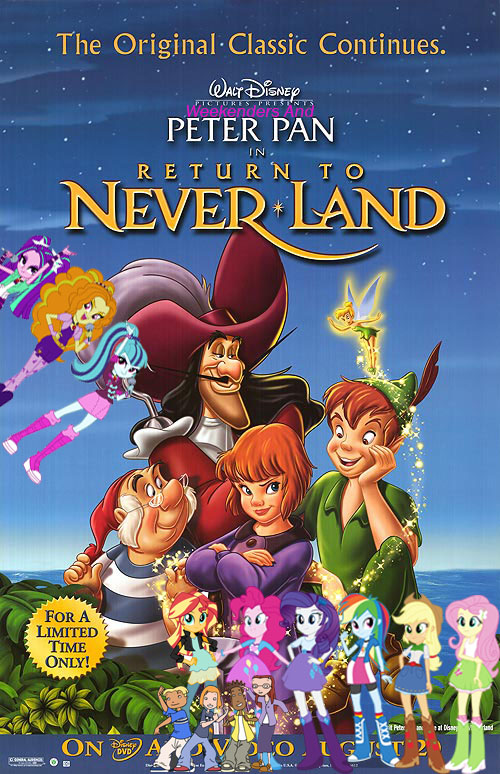 Peter Pan Original Movie Poster