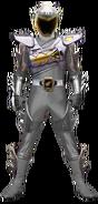 Dino Charge Graphite Ranger in Dino Super Drive
