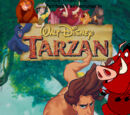 Simba, Timon, and Pumbaa's Adventures of Tarzan