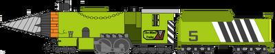Steam Driller