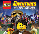 Tino's Adventures of LEGO: The Adventures of Clutch Powers