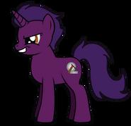Bradey O'Diesel (equine form)