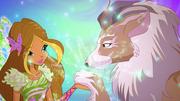 Flora and Amarok