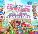 Winnie the Pooh Visits Candy Land: The Great Lollipop Adventure
