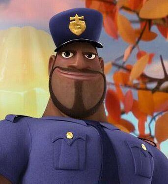 Officer Earl Devereaux