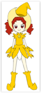 Princess Morbucks as the Legendary Friend Witchling