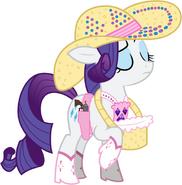 Rarity cowgirl