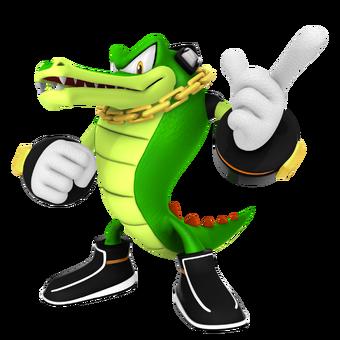 Vector The Crocodile Pooh S Adventures Wiki Fandom