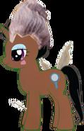 Fairy Godmother pony