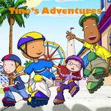 Tino's Adventures Series
