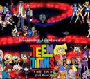 Tino's Adventures of Teen Titans: The End (Full Movie)