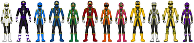 Pirate Force Rangers (2)