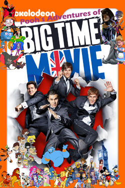 Pooh's Adventures of Big Time Movie (redo)