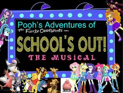 Pooh's Adventures of The Farily OddParents- School's Out! The Musical